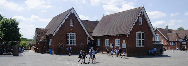 gaslighthouse.blogspot.com Victorian schoolhouse Berkshire England