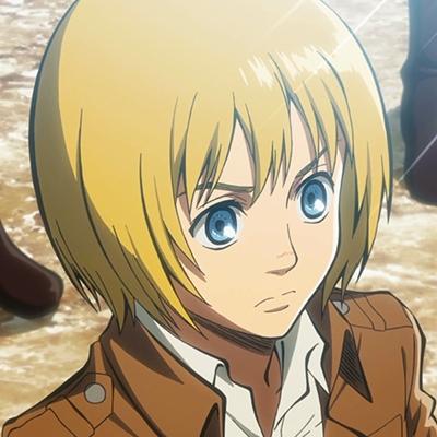 อาร์มิน อาร์เลอร์ท (Armin Arlet) @ Attack on Titan ผ่าพิภพไททัน (Shingeki no Kyojin: 進撃の巨人)