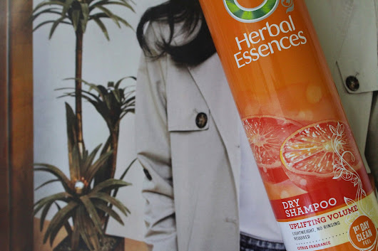 Herbal Essences - The Secret To Volume | Not another beauty blog