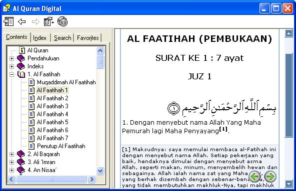 Free Download Software Al-Quran Digital For PC - Free Software Download