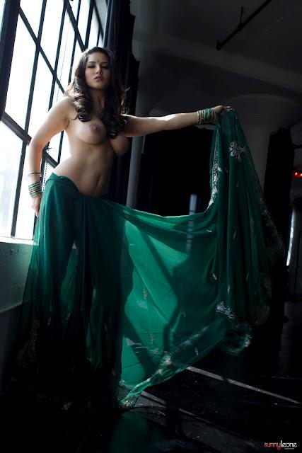 Sunny Leon Removing Saree Nude Photos  Softcore  Porn Videos-3563