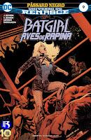 DC Renascimento: Batgirl e as Aves de Rapina #9