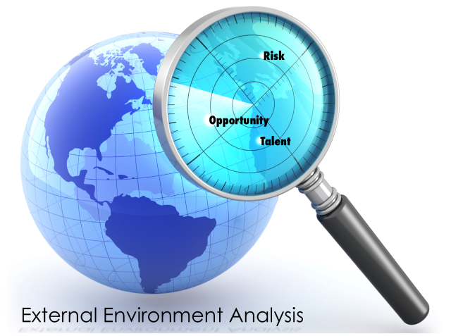 Zara external environment analysis