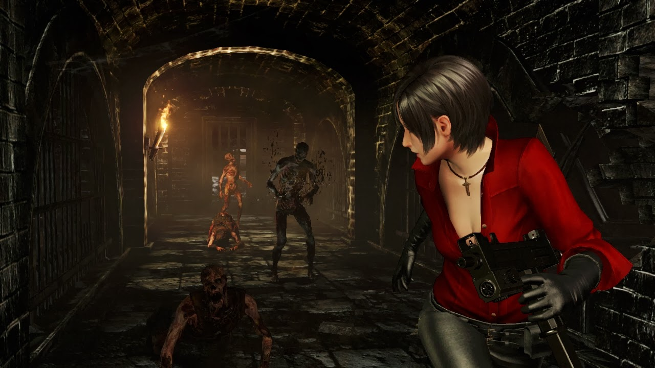 Realms Of Chirak The Final Resident Evil 6 Review The Ada Wong