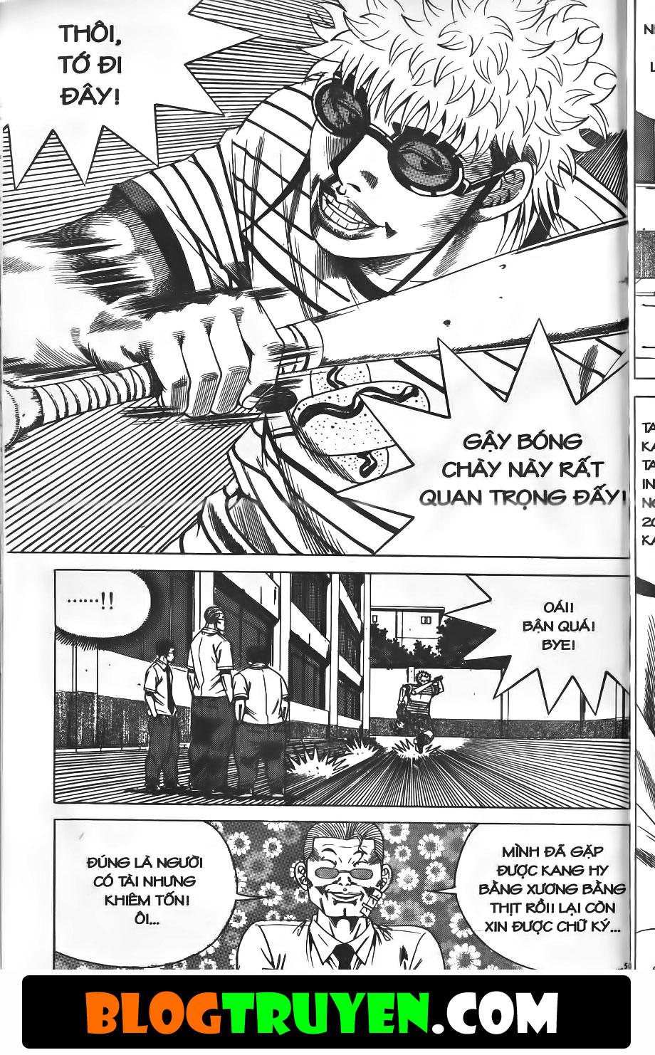 Bitagi - Anh chàng ngổ ngáo chap 150 trang 2