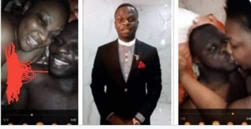 La sextape d'un célèbre pasteur nigérian divulguée sur la toile