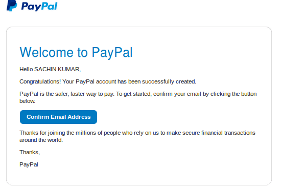 Paypal ka Account kaise Banate haI india me