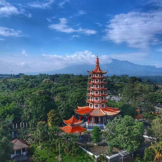 pagoda watu gong