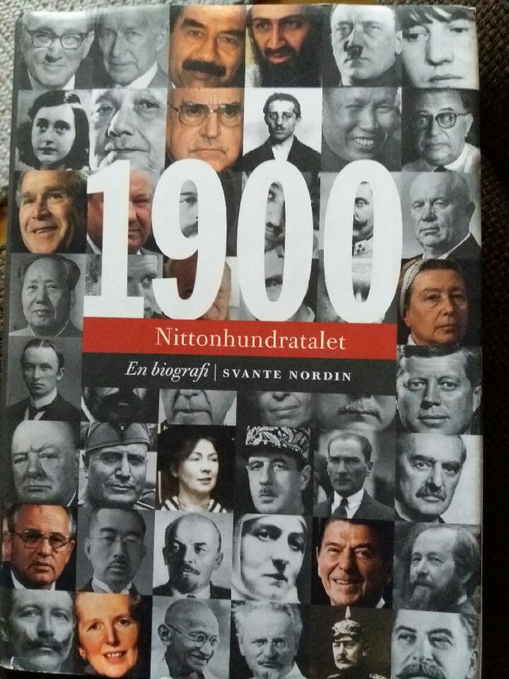 Svenska: Presentera en historisk person