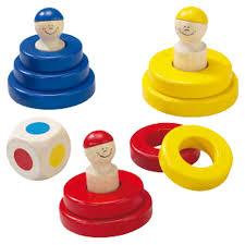 Premiers jeux Haba a nous les anneaux
