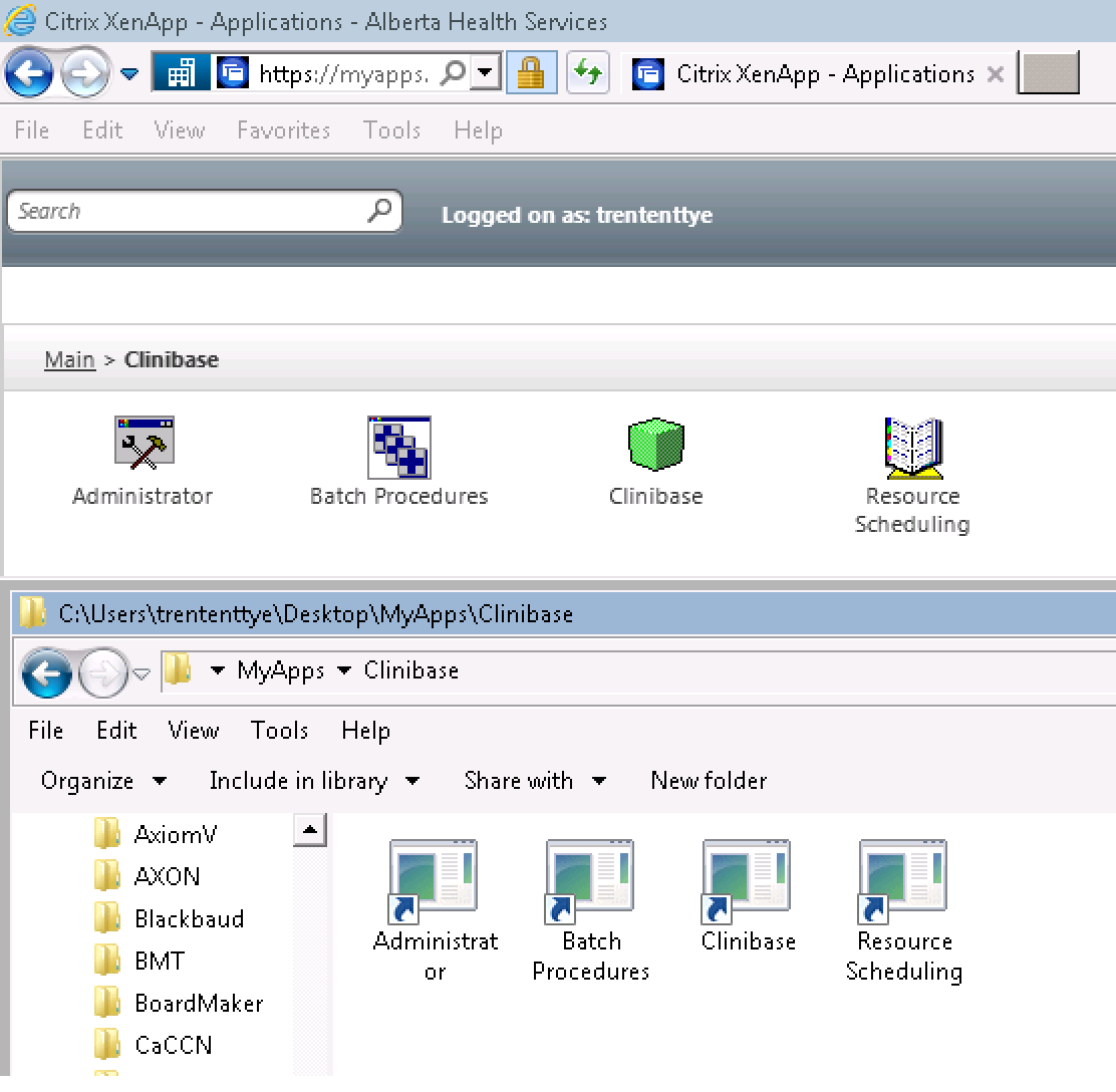 Trentent -- One and Only : Citrix Receiver 4+ rants and