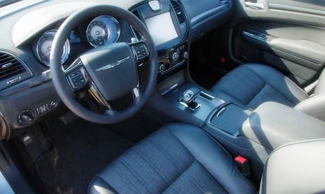 2018 Chrysler 300 Concept Specs
