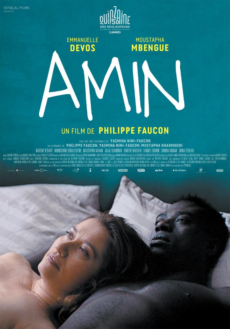 amin film poster