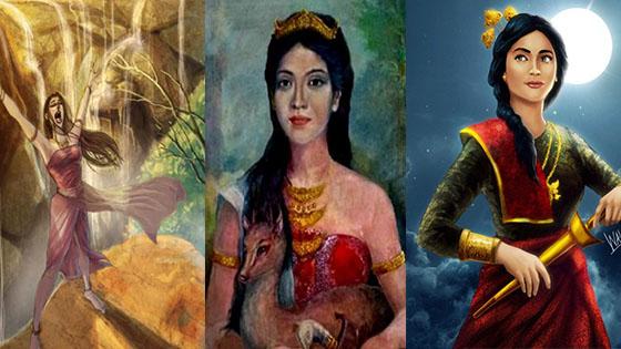 Kisah Lagenda 5 Puteri Alam Melayu Yang Ramai Orang Tak Tahu