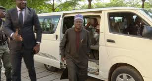N2.9bn Fraud: Court sends ex-governor of Adamawa to Kuje prison (Photo)