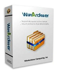 Download WinArchiver 3.8 (x86/x64) + Keygen