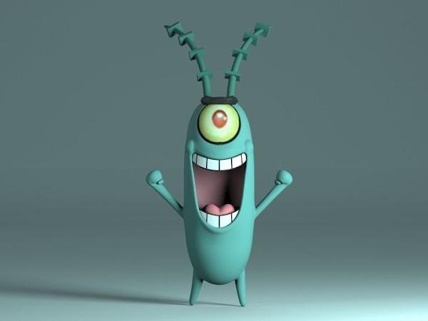 5 Sifat Baik Plankton yang Patut Loh Tiru