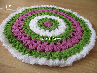Crochet Whascloth