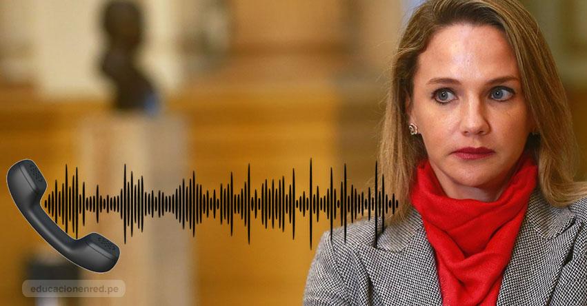 Audios revelan relación de excongresista aprista Luciana León con «Los intocables ediles»