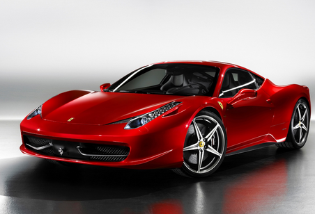 Car Drive And Feature 2015 Ferrari 458 Profile