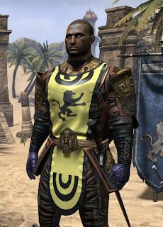 Do You Wear A Guild Tabard Elder Scrolls Online