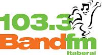 Rádio Band FM 103,3 de Itaberaí Goiás