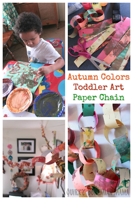 Autumn toddler arts and crafts. Autumn toddler activities. Thanksgiving toddler crafts. Fall crafts for toddlers. Homeschooling. What to do with a child's art. How to make a paper chain. fall crafts for toddlers age 2 simple autumn crafts to make fall crafts for kids pinterest cheap and easy fall crafts for kids fall leaf crafts for preschoolers autumn craft ideas for early years autumn crafts for adults fall crafts pinterest
