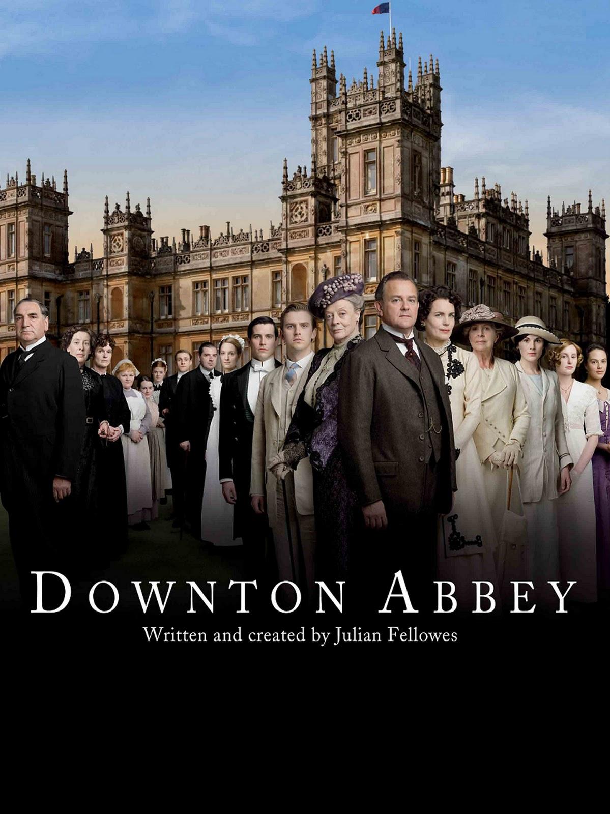 Downtown Abbey Serie