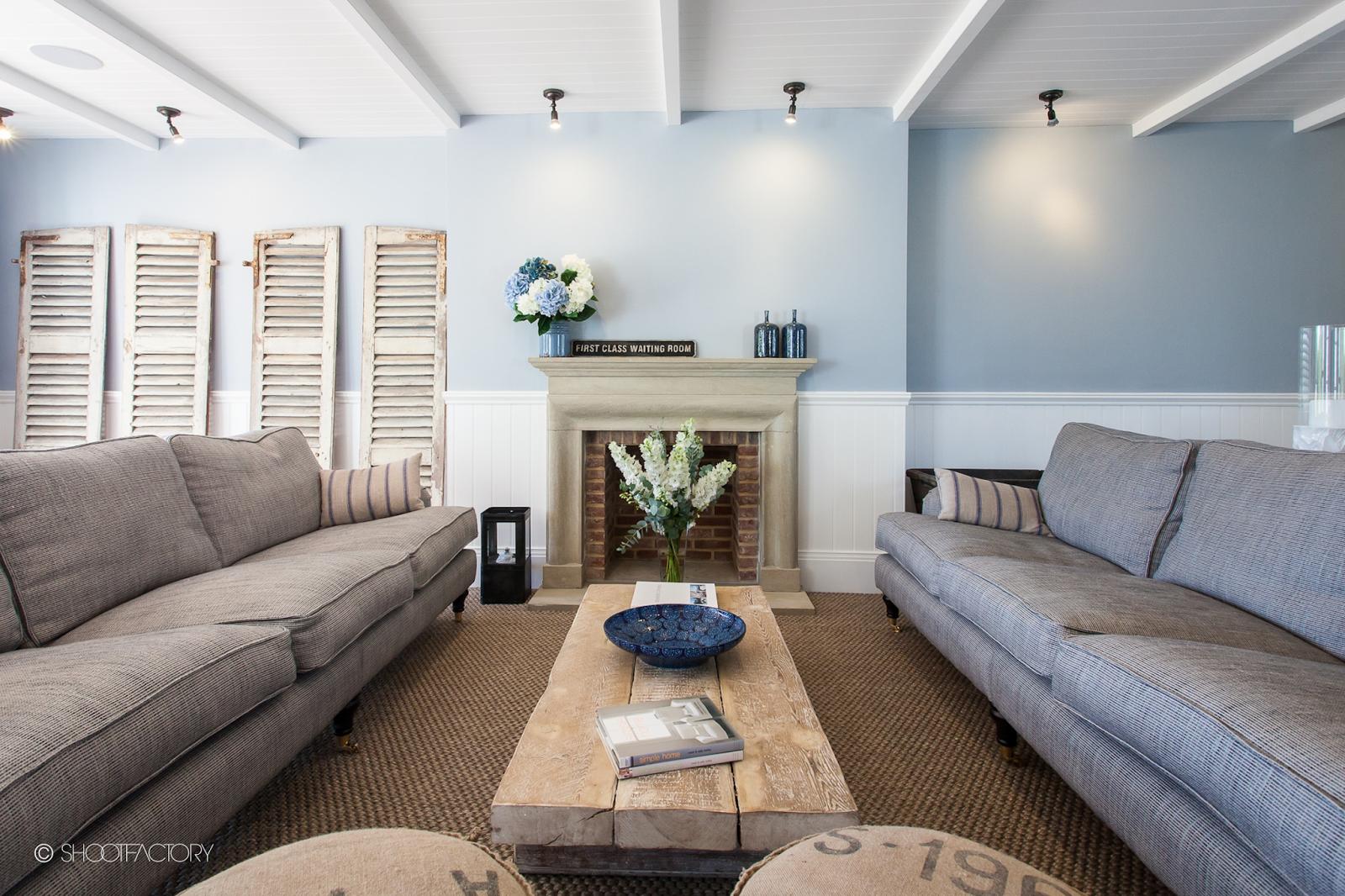 Casa decorada: uma aula de cores e texturas. Blog Achados de Decoração