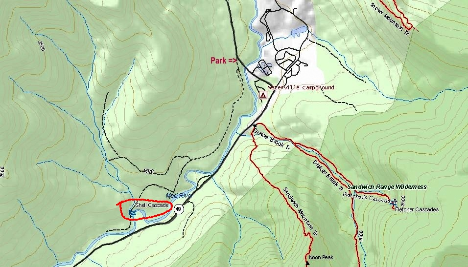 1HappyHiker Trekking to Shell Cascade and Other Locations During a