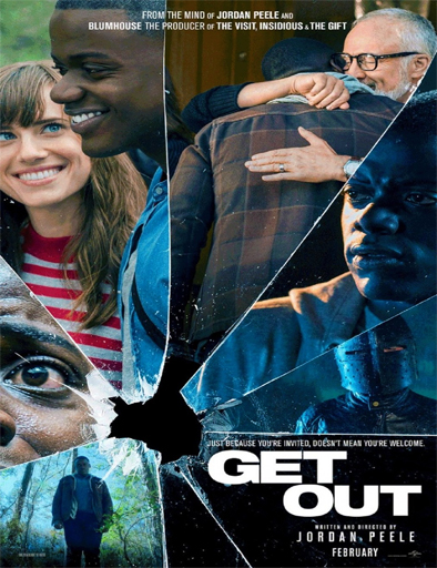 Ver Déjame salir (Get Out) (2017) Online