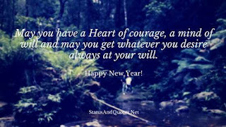 Happy new year Love message for Bf