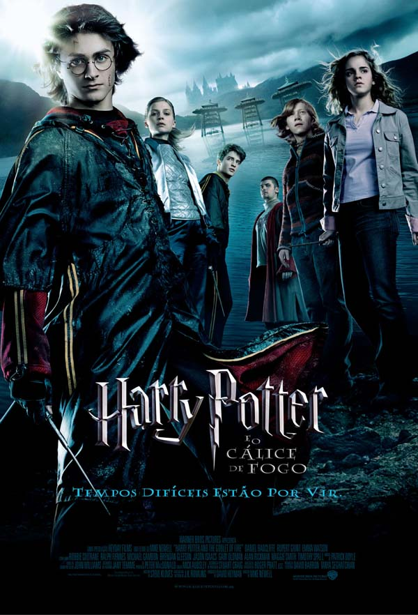 Harry Potter E O Calice De Fogo - Dublado