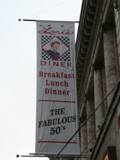Diner au Loris Diner