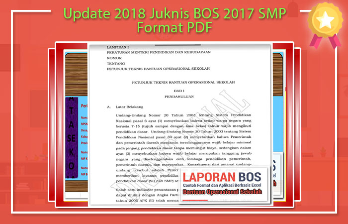 Juknis BOS 2017 SMP
