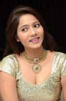 Actress Mitraw Stills at Aame Evaru Movie Audio Launch 0009.jpg