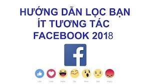 Share tool thanh lọc bạn bè Facebook 2018