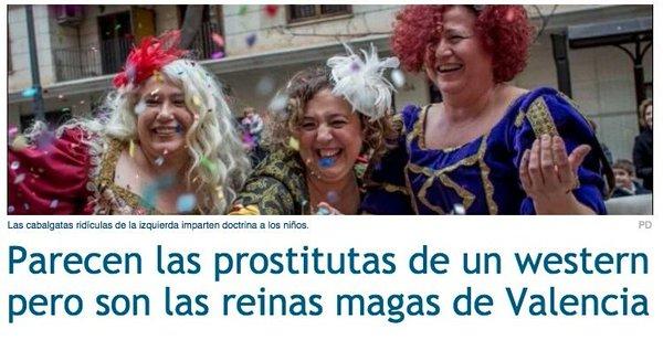 la que se avecina prostitutas parecen las prostitutas de un western pero son las reinas magas