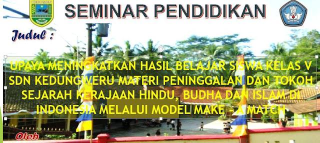 Contoh Proposal Seminar Pendidikan PTK