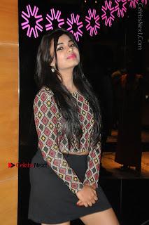 Indian Actress Model Naveena Jackson Latest Po Gallery in Black Mini Skirt  0004.JPG