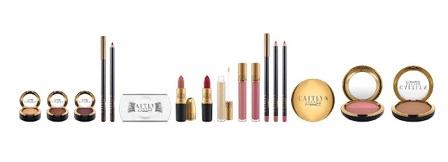 MAC Caitlyn Jenner Collection products