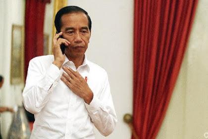 Jokowi Terima Ucapan Selamat dari Erdogan-Mahathir soal Pemilu