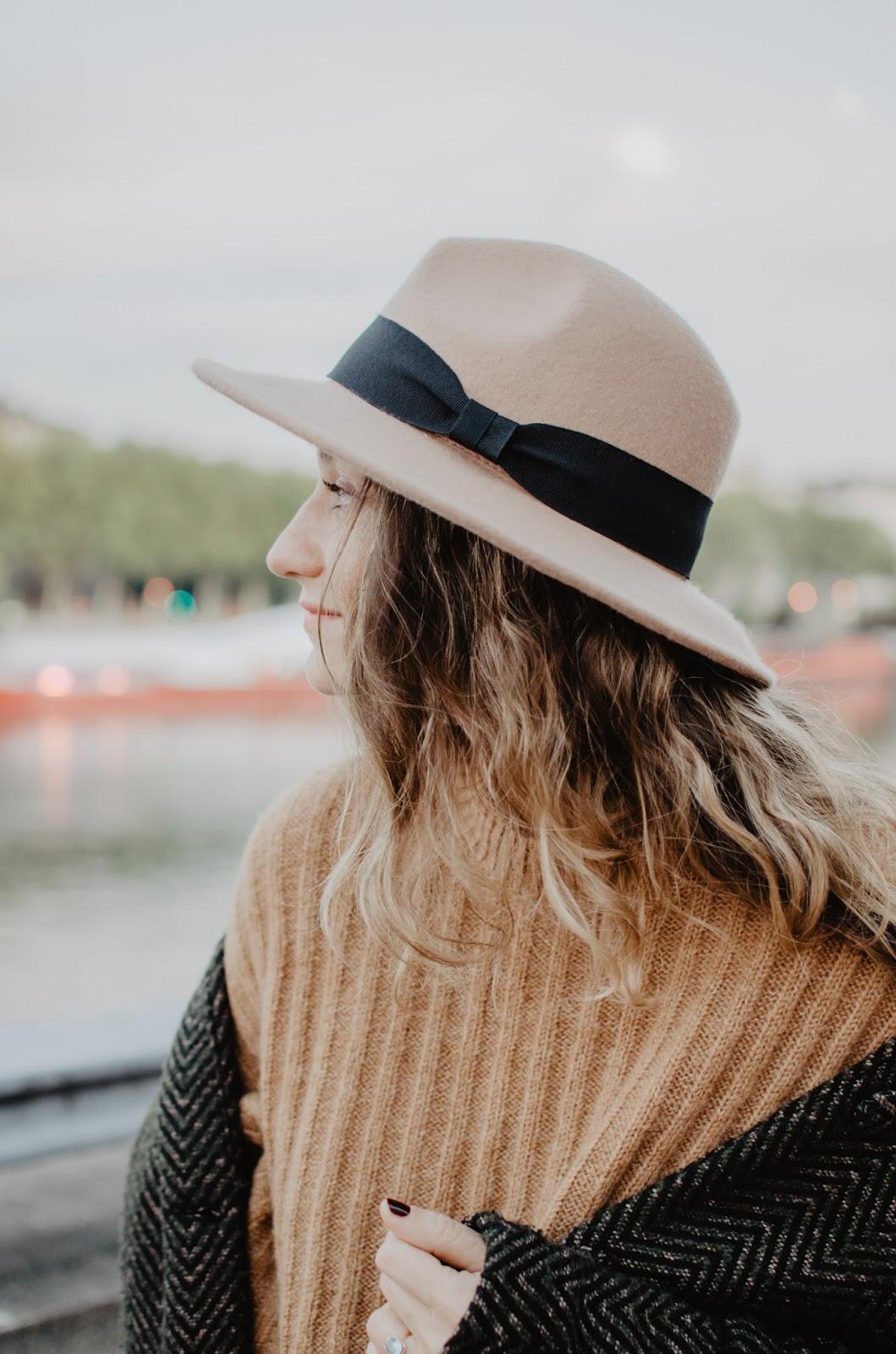 Chapeau camel Bon clic bon genre