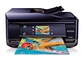 epson xp-850 cd print software