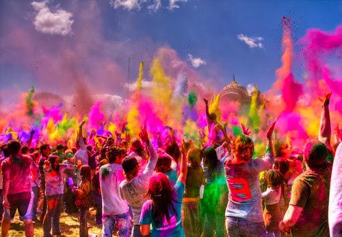 Festival Tomorrowland na Bélgica
