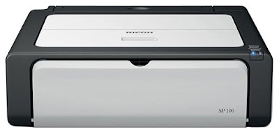 Ricoh SP 100 Driver Download