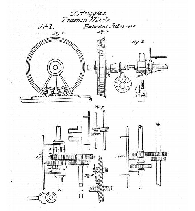 us patent no.1