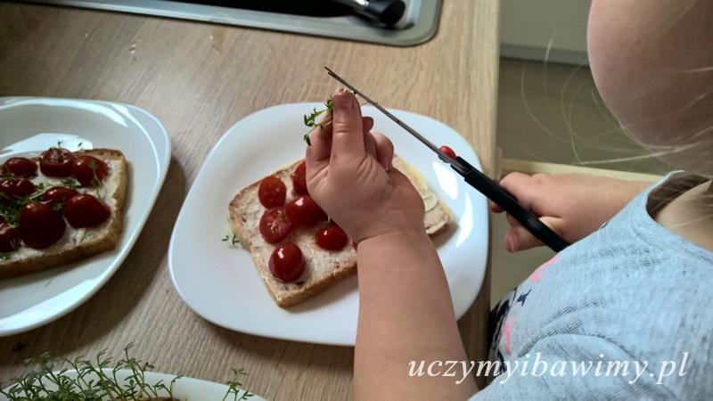śniadanie - 3-latek