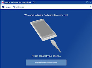 Nokia Software Recovery Tool free download