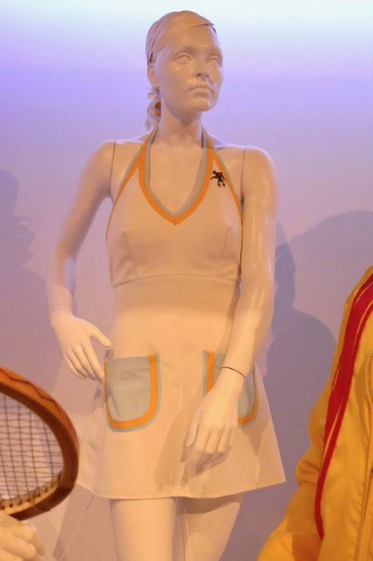Battle of the Sexes Nancy Richey tennis costume